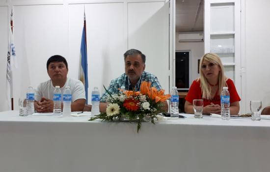 Asamblea anual del CECO