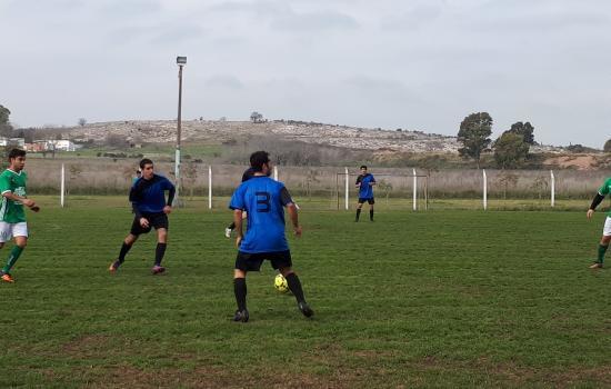 Torneo de fútbol con delegaciones