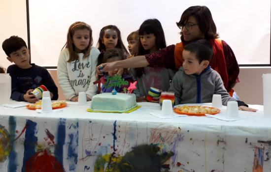 El CCI celebró sus 7 años