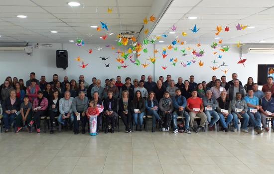 Los ganadores de los 116 asados del CECO