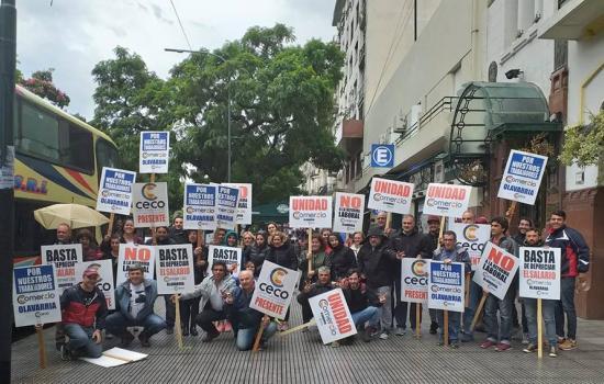 Marchamos para defender el empleo y la producción argentina
