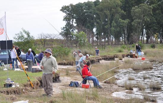 Jornada de pesca en Blanca Grande
