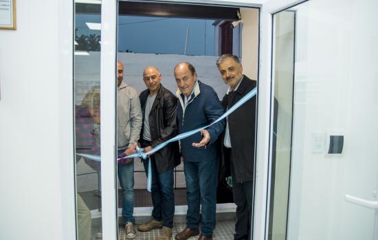 Inauguramos las nuevas instalaciones de la farmacia AMMBA de Sierras Bayas