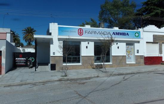 Nuevas instalaciones para la farmacia AMMBA de Sierras Bayas