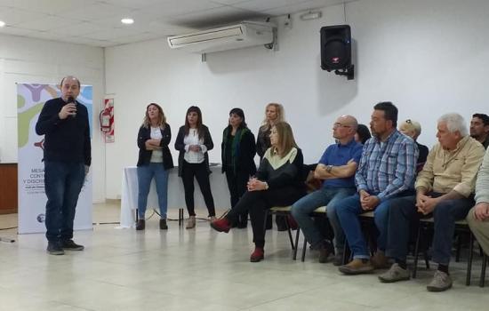 Primer NODO Centro Provincia de Buenos Aires contra la violencia laboral