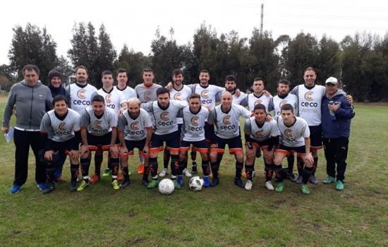Torneo regional de fútbol en Tres Arroyos